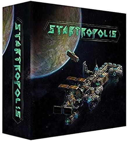 Petersen Games Startropolis Board Game