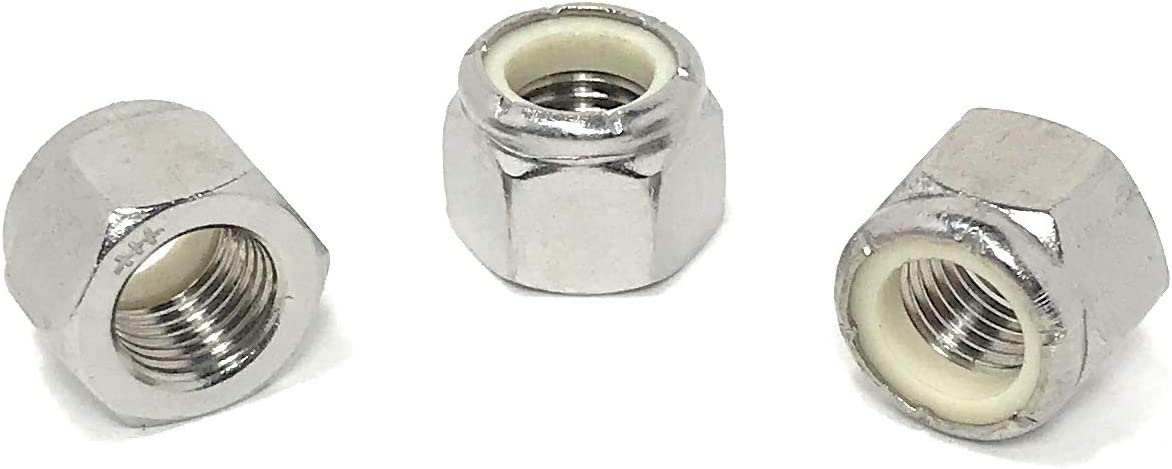 Qty 25 Stainless Steel Keps K Lock Nut UNF 5//16-24