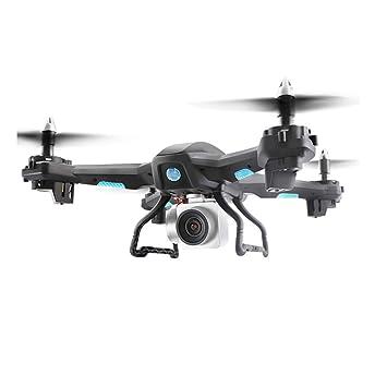 LXDDP Drone Plegable con cámara 1080P HD WiFi FPV Video en Vivo ...