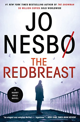 The Redbreast: A Harry Hole Novel (Harry Hole Series Book 3) cover