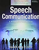 Speech Communication : A Redemptive Introduction, Alban and Donald, H., 1465240438