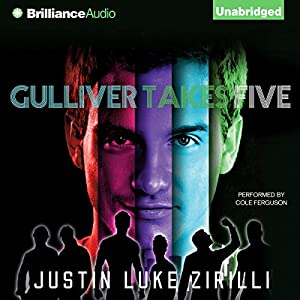 Gulliver Takes Five Audiobook
