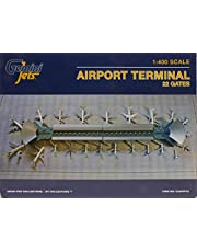 Gemini New Airport Terminal Double ROTUNDA 1400