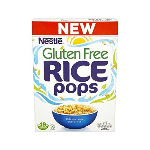 Nestle Gluten Free Rice Pops 550g