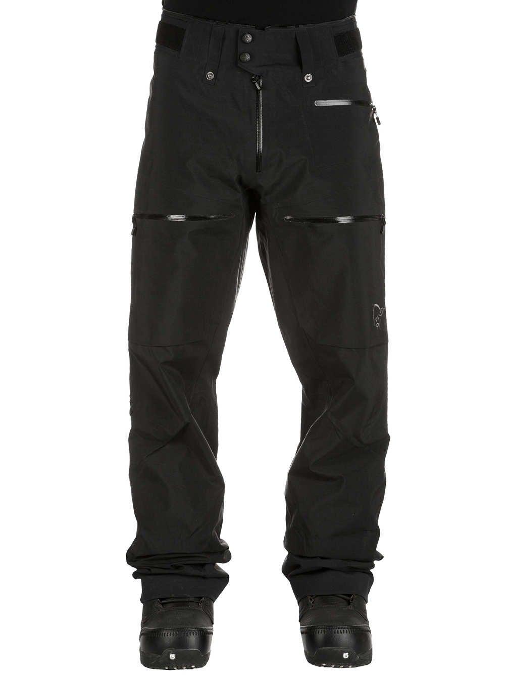 2f1f6716 Snowwear Pant Men Norrona Lofoten Gore-Tex Pro Light Pants: Amazon.co.uk:  Sports & Outdoors