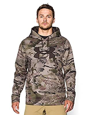 Under Armour Men's Armour® Fleece Camo Big Logo Hoodie