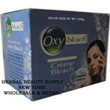 OXY BLEACH SALON SIZE PACK - PROFESSIONAL CREME BLEACH NET WT 350 gm by Oxybleach