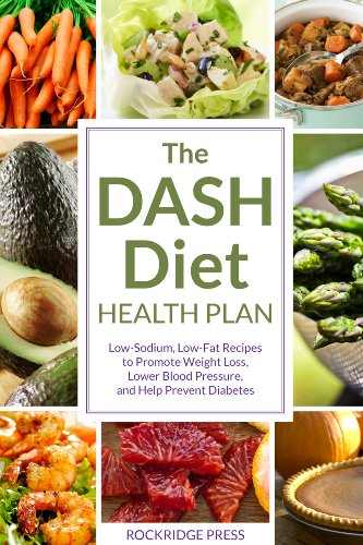 Dash Diet Health Plan: Low-Sodium, Low-Fat Recipes to ...