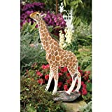 Design Toscano Gerard the Giraffe Sculpture For Sale