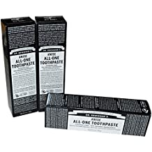 Dr Bronner's Anise All-One Toothpaste, 5 Ounce (Pack of 3)