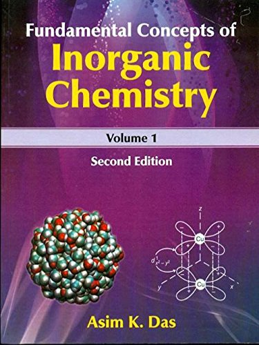 Fundamental Concepts of Inorganic Chemistry; Vol.1