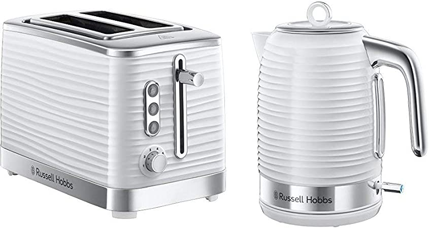 Russell Hobbs toaster and kettle | in