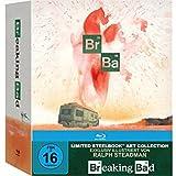 Breaking Bad: Die komplette Serie (Steelbook) [Limited Art Collection]