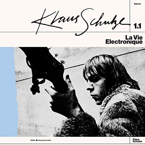 Vinilo : Klaus Schulze - La Vie Electronique Volume 1.1 (Limited Edition, Black, 2PC)