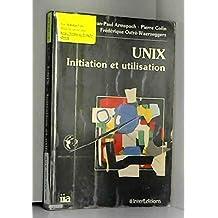 UNIX : initialisation et utilisation