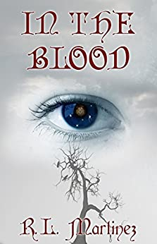 In The Blood (The Witchbreed Series Book 1) by [Martinez, R.L.]