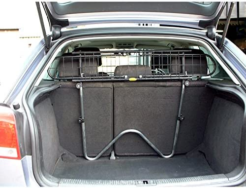 Saunders Hundegitter Gepäckgitter Wire Mini Clubman F54 2015 Auto