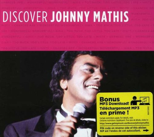 Johnny Mathis - Discover Johnny Mathis - Zortam Music