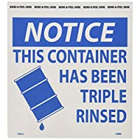 Waste Container Labels and Signs Product