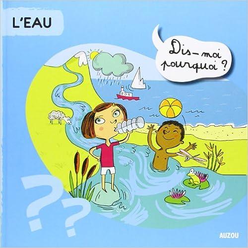 Ebooks gratuits à télécharger pour tablette L'eau ePub by Mireille Fronty 273381463X