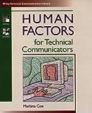 Human Factors for Technical Communicators