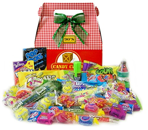 1990's Holiday Retro Candy Gift Box