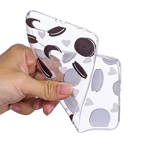 Cover para Xiaomi Redmi Y1 / Xiaomi Redmi Note 5A Prime 5.5 , WenJie Transparente Accesorios Regalo TPU Regalo elegante y duradero suave Silicona Suave Funda Case Tapa Caso Parachoques Carcasa Cubier