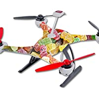 Skin For Blade 350 QX3 Drone – Sour Candy | MightySkins Protective, Durable, and Unique Vinyl Decal wrap cover | Easy To Apply, Remove, and Change Styles | Made in the USA