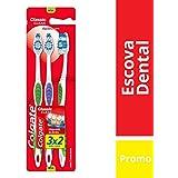 Escova Dental Colgate Classic Clean 3unid Promo Leve 3 Pague 2