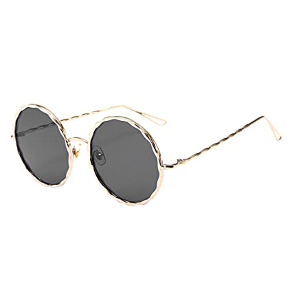 fb4ae56b37 Amazon.com  Unisex Retro Brand Polarized Sunglasses