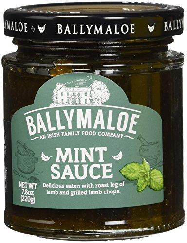 Ballymaloe Mint Sauce, 7.8 Ounce (Best Mint Sauce For Lamb)