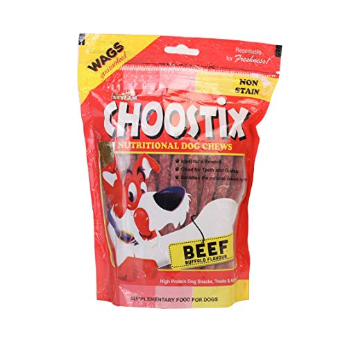 Choostix Beef Dog Treat, 450g