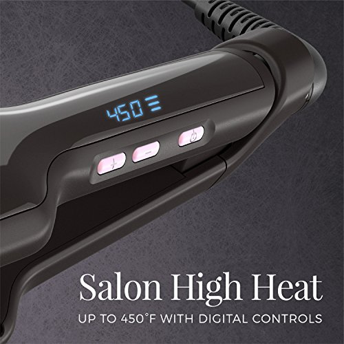 Remington-Pro-2-Flat-Iron-with-Pearl-Ceramic-Technology-and-Digital-Controls-Black-S9520