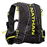Nathan Vapor Air 7L 2.0 Hydration Vest Black/Charcoal/Nuclear Yellow, L/XXXL