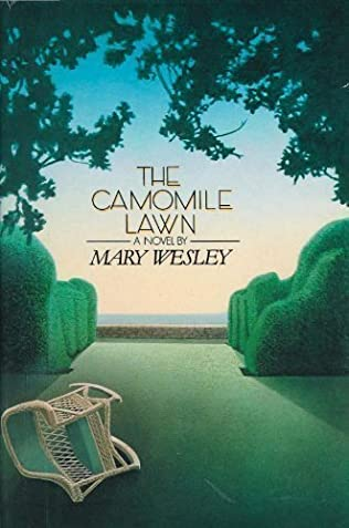 book cover of The Camomile Lawn