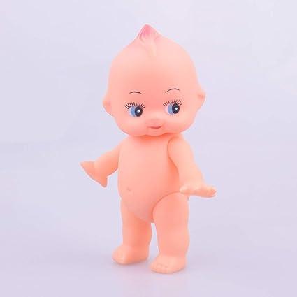 Amazon.com: Muñeca de goma suave para bañar al bebé con ...