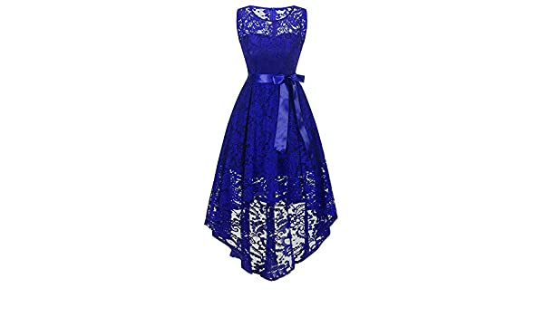Amazon.com: UOFOCO Wedding Bridesmaid Dress for Womens Sleeveless Lace Long Dress Formal Ladies: Clothing