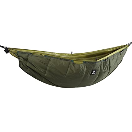 -5 C To -17 C Camping & Hiking Sports & Entertainment Onetigris Winter Hammock Under-quilt Goose Down Full Length Hammock Underquilt Under Blanket 23 F To 1.4 F