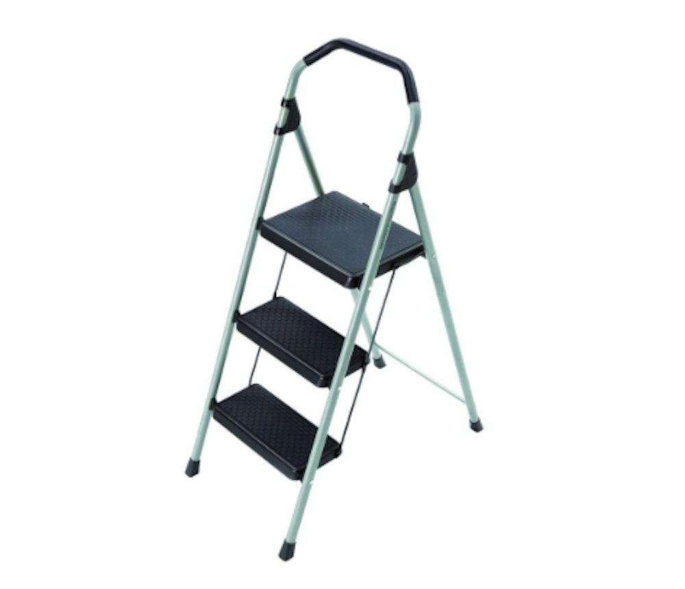 Amazon.com 3-Step Lightweight Steel Step Stool Ladder with 225 lb. Load Capacity Type II Duty Rating Home Improvement  sc 1 st  Amazon.com & Amazon.com: 3-Step Lightweight Steel Step Stool Ladder with 225 lb ... islam-shia.org