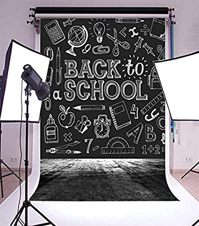 School Toy Store Backdrop 10x10ft Vinyl Photography Backgrounds Children Balls Blue Ball Colorful Toys Gifts Students Infant Kids Photo Backdrop Studio