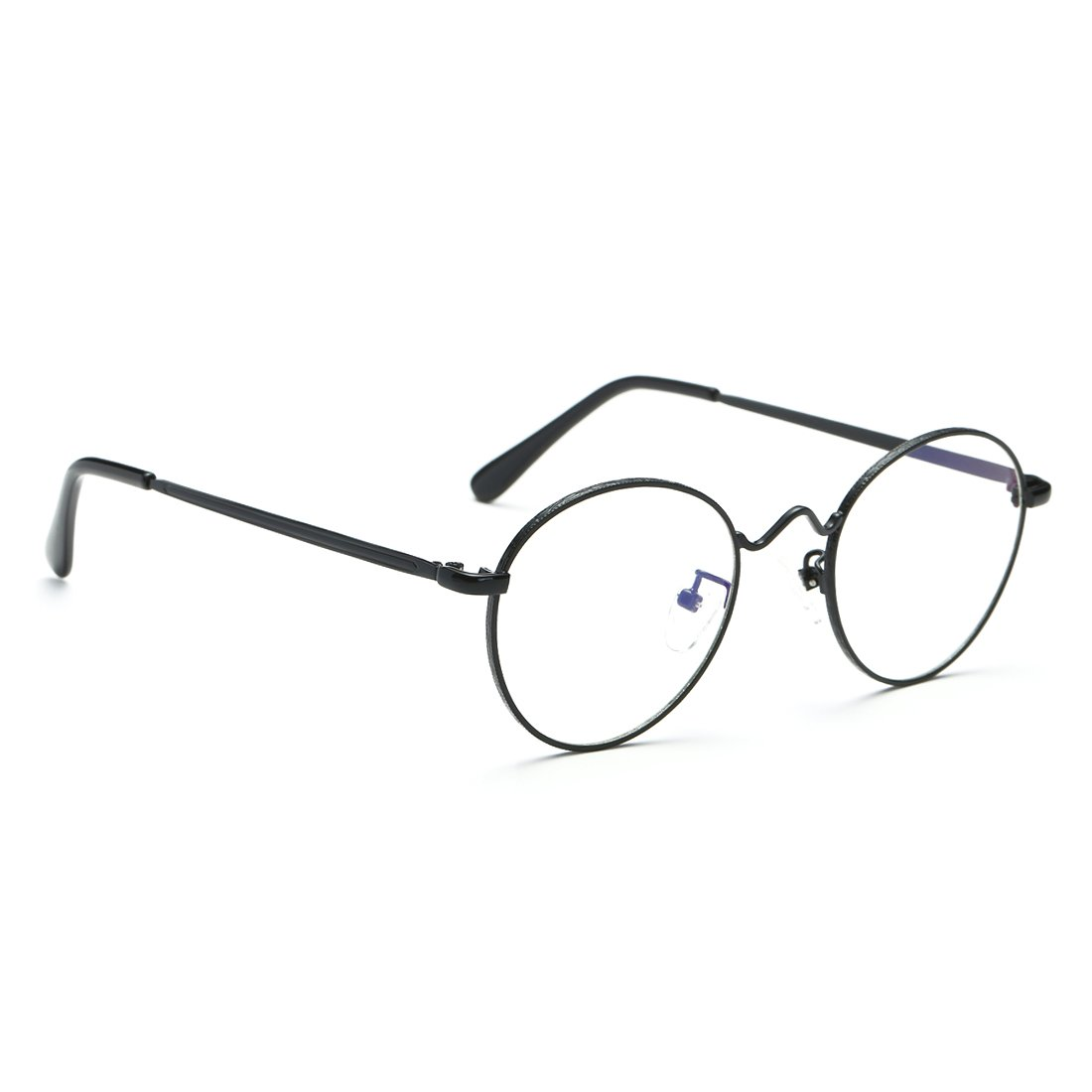 Cyxus Clear Lens Plain Glasses, Vintage Retro Fashion Eyewaer for Men Women, Unisex Spectaclesn Eyeglasses Frame Cyxus Technology Group Ltd. CYGS0152