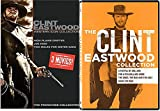 Clint Eastwood Man with No Name Collection Western Series Good Bad and Ugly / A Fistful / For a Few Dollars More / Hang 'em High / Two Mules / Joe Kidd / high plains drifter / 7 Movie DVD Set