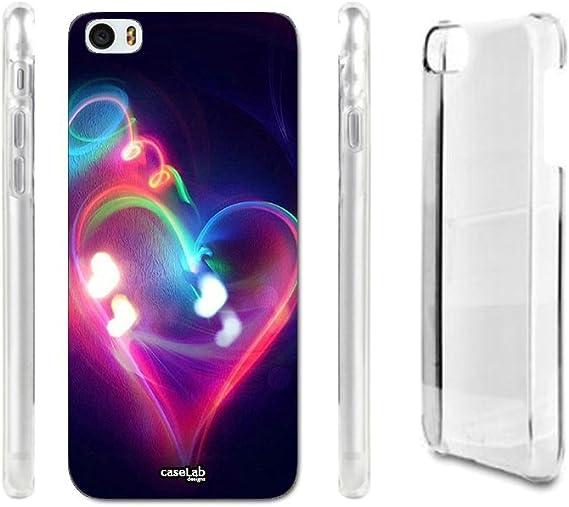CaseLabDesigns Funda Carcasa Amore AL Neon para XIAOMI MI5: Amazon.es: Electrónica