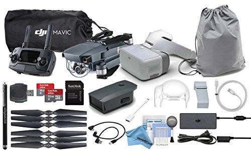 DJI Mavic Pro Platinum Bundle (Version 2) (FPV Bundle, Mavic) For Sale