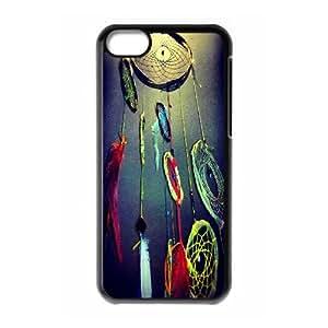 Fggcc Dream Catcher Pattern Hard Back Case for Iphone 5C,Dream Catcher Iphone 5C Case (pattern 14)