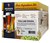 Kyпить Brewer's Best Home Brew Beer Ingredient Kit - 5 Gallon (Chili Lime Cerveza) на Amazon.com