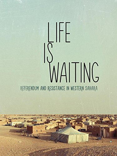 Life is Waiting (Africa Art Life)