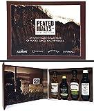 Scotch Whisky Geschenkset - The Ardmore Whisky (40% Vol) + Connemara Irish Whisky (40% Vol) + Bowmore Islay Scotch Whisky (40% Vol) + Laphroaig Islay Whisky (48% Vol) - je 5cl