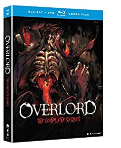 Overlord: The Complete Series (Blu-ray + DVD)
