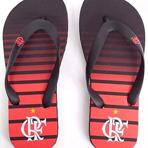Chinelo Infantil Flamengo Manto 3 Listrado Gradiente 29 30 b4f84913549a0